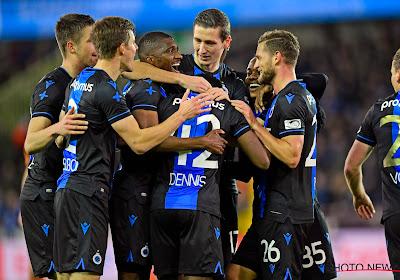 Zuinig Club Brugge heeft aan twee dolle minuten genoeg om onmondig Malinwa af te houden