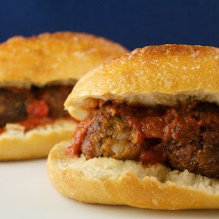 Vegan Meatball Subs Recipe