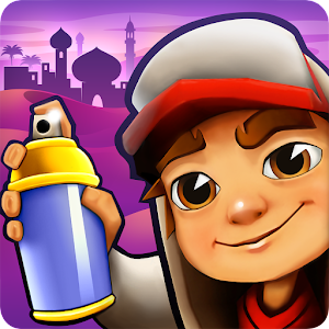 Subway Surfers v1.51.1 Arabia Hileli Apk Full İndir