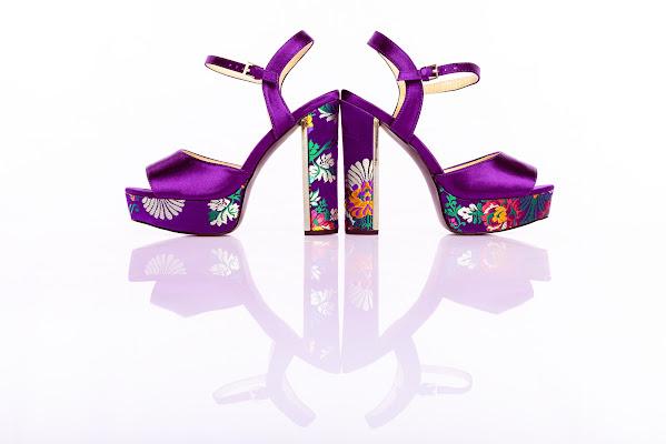 purple kitsch di Sergio Rapagnà