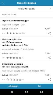 Mensa Frankfurt - náhled