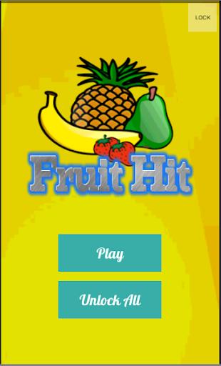 Fruit Hit Frappe Fruits