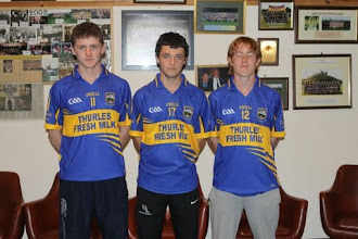 Photo: Under 16 county players
