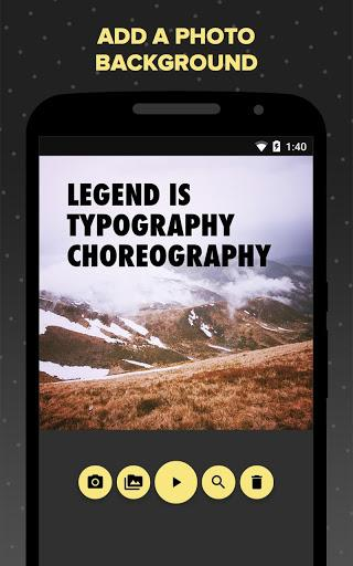 Legend - Intro Maker for Youtube with Music 13.0 screenshots 2
