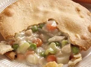Easy No-guilt Chicken Pot Pie Recipe