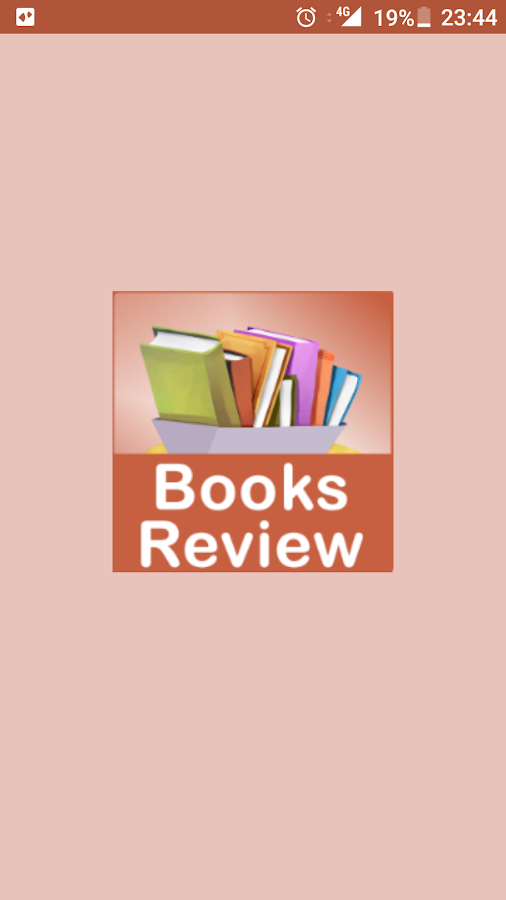 Screenshots of Books Review for iPhone