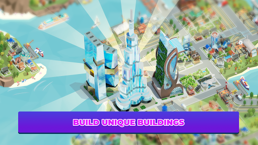 Idle Delivery City Tycoon: Cargo Transit Empire apkmr screenshots 7