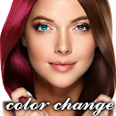 color change : hair and eyes v 3.4