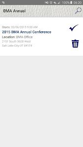 BMA Annual screenshot 0