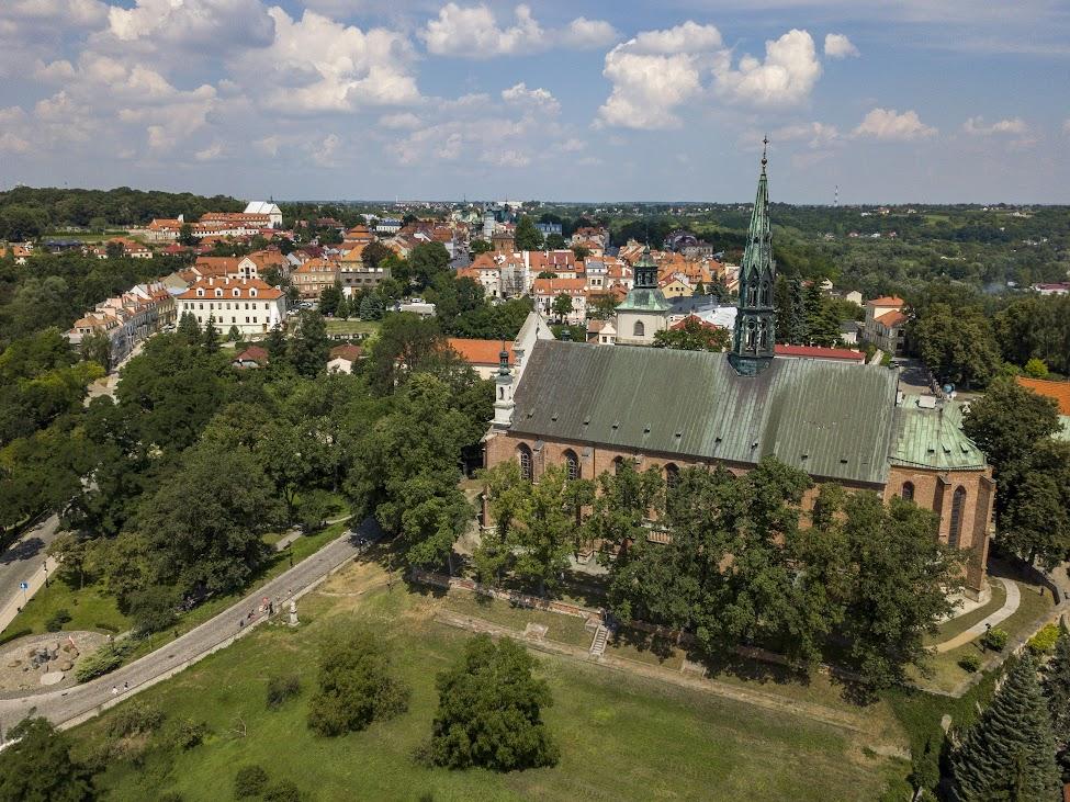 Bazylika katedralna Narodzenia NMP w Sandomierzu