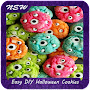 Easy DIY Halloween Cookies APK icon
