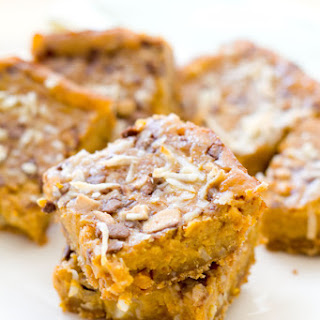 Pumpkin Pie Dream Bars