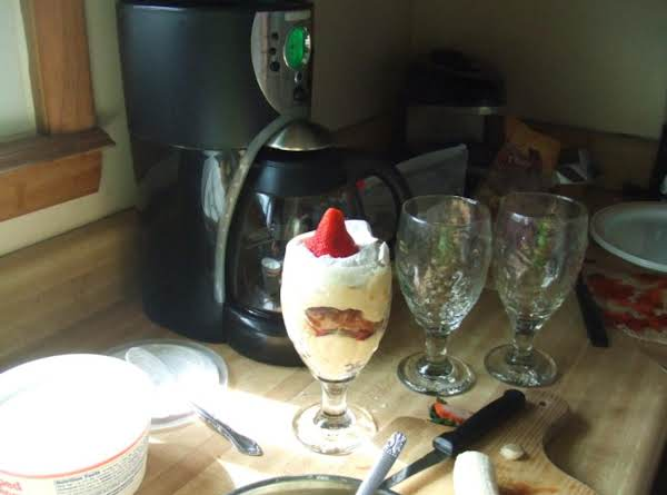 Blakes Parfait Delight. Recipe