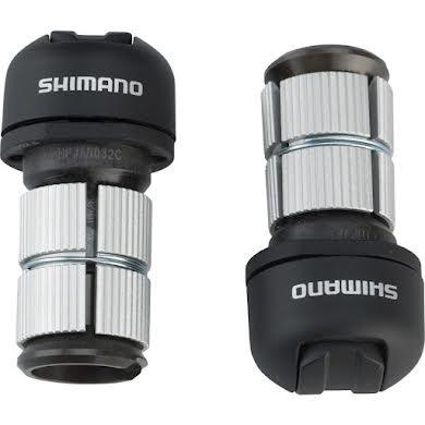 Shimano Dura-Ace R9160 Di2 TT Bar End Shifters, 1-Button Design, Syncro Shift compatible