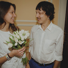 Wedding photographer Aleksandra Filimonova (filimonova). Photo of 21.08.2015