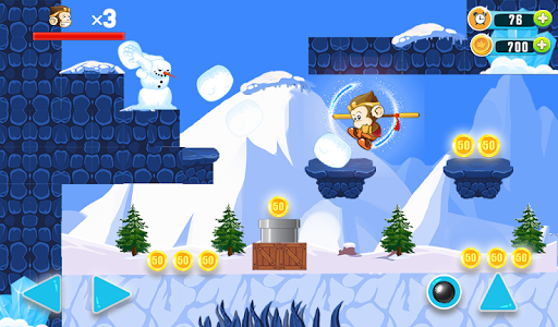 Télécharger Mega Jungle Adventure 2020 apk mod screenshots 5