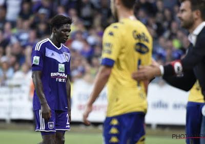 Fabrice N'sakala endeuillé
