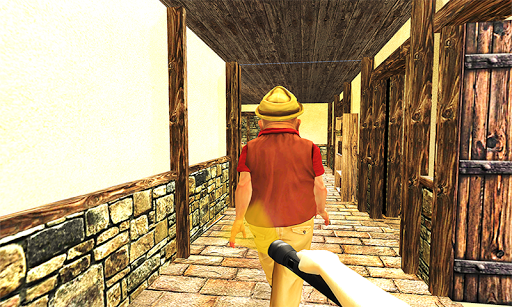 Scary Neighbor Escape Game 1.4 screenshots 4