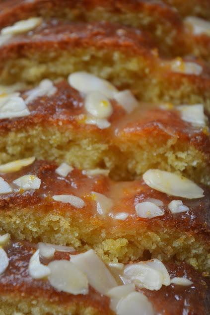 Orangecake safranaargana