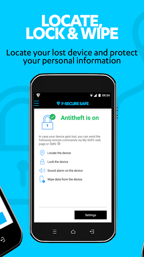 F-Secure SAFE - screenshot