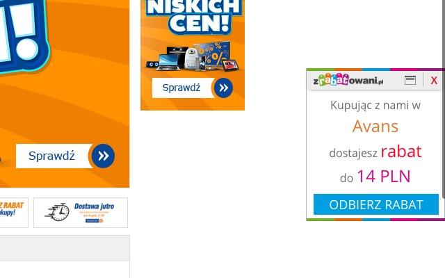 Zrabatowani.pl - zwrot za każde zakupy.