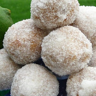 Margarita Balls I Recipe
