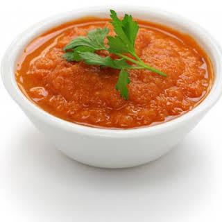 Basic Fresh Tomato Picante Sauce.