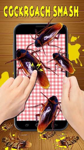 蟑螂粉碎對於免費