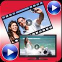 Video Collage: Cadres Vidéo icon
