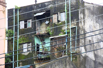 Photo: Year 2 Day 54 -  Some Flats in Yangon