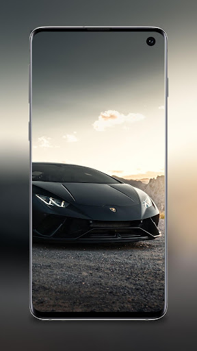 Sports Car Wallpaper - Lamborghini Wallpaper screenshots 8