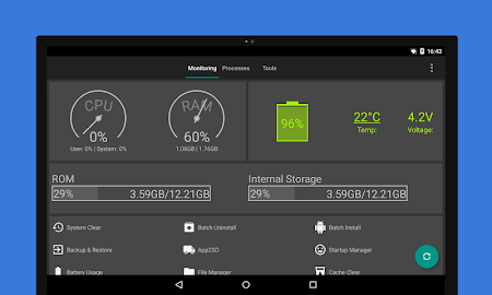Assistant for Android  (786KB) Screenshot 6