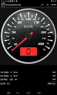 Racing Speedometer - náhled