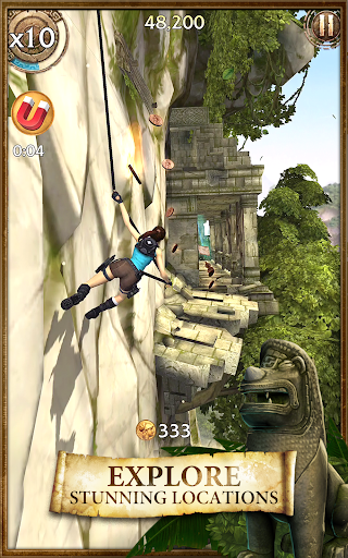 Lara Croft: Relic Run screenshot 15