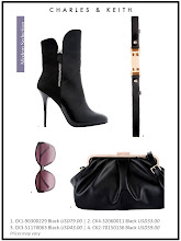 Photo: Autumn'12 Style 4  Flaunt your outfits with an added touch of lady sensuality       Visit your nearest store or CharlesKeith.com to find out more