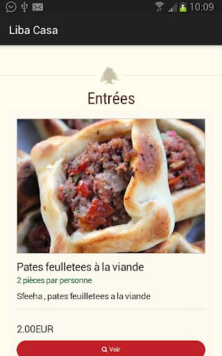 Liba Casa Dénia - Cuisine