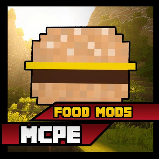 Food Mods For MineCraft PE