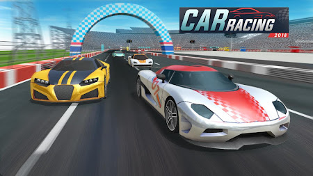 Car Racing 2018 1.6 screenshot 2093560