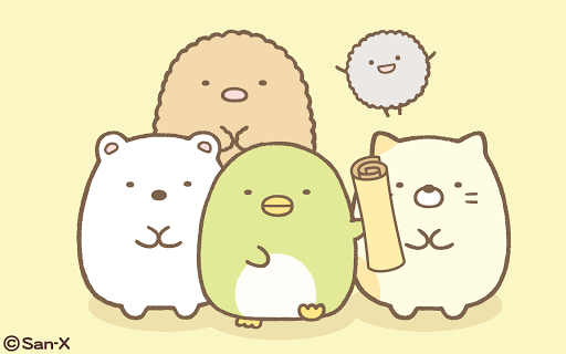 Sumikko gurashi-Puzzling Ways screenshots 12