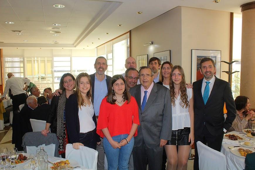 Homenaje al doctor Luis Castillo Mesa