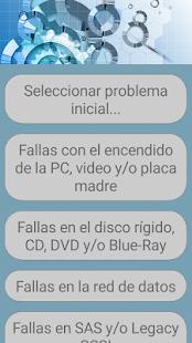 App Diagnóstico Soporte Técnico - SoporTecno APK for Windows Phone