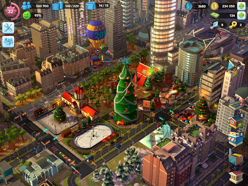SimCity BuildIt screenshot 12