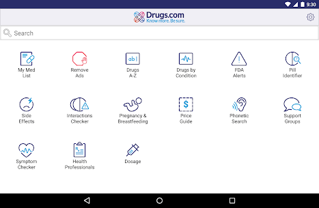 Drugs.com Medication Guide Latest Version Download For Android and iPhone 10