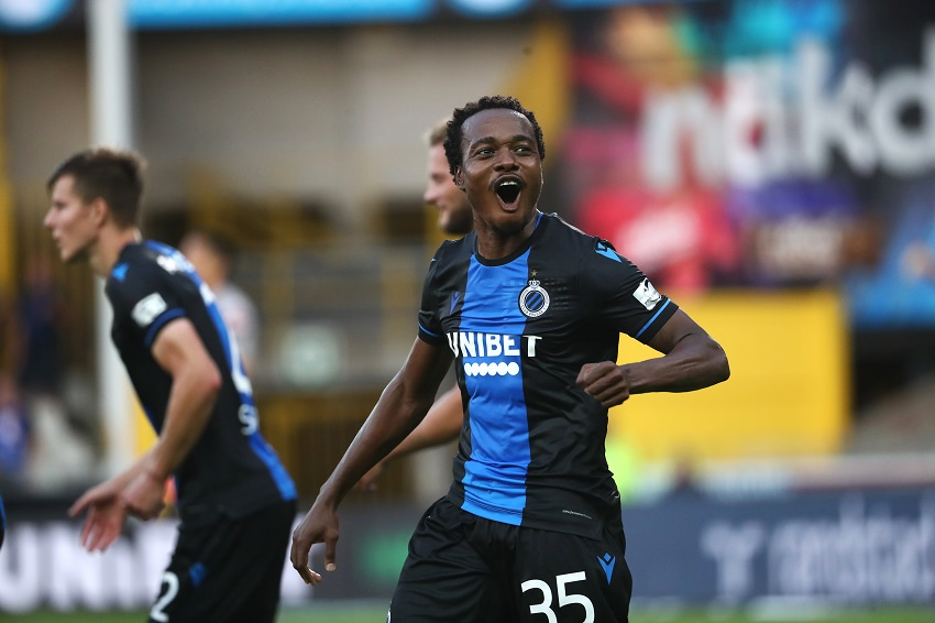 Percy Tau readies to take on Manchester United - SowetanLIVE