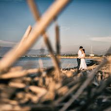 Φωτογράφος γάμων Giannis Giannopoulos (GIANNISGIANOPOU). Φωτογραφία: 29.06.2017