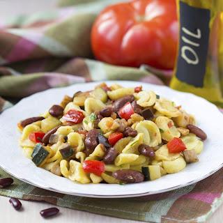 Sardinian Pasta Fagioli Recipe