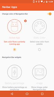 Navbar Apps Screenshot