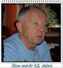 Photo: Theo wurde 65. Jahre Jung
