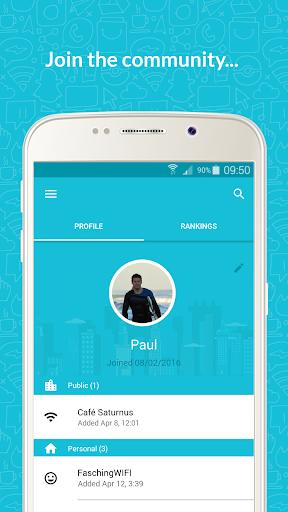 Instabridge - Free WiFi screenshot 7