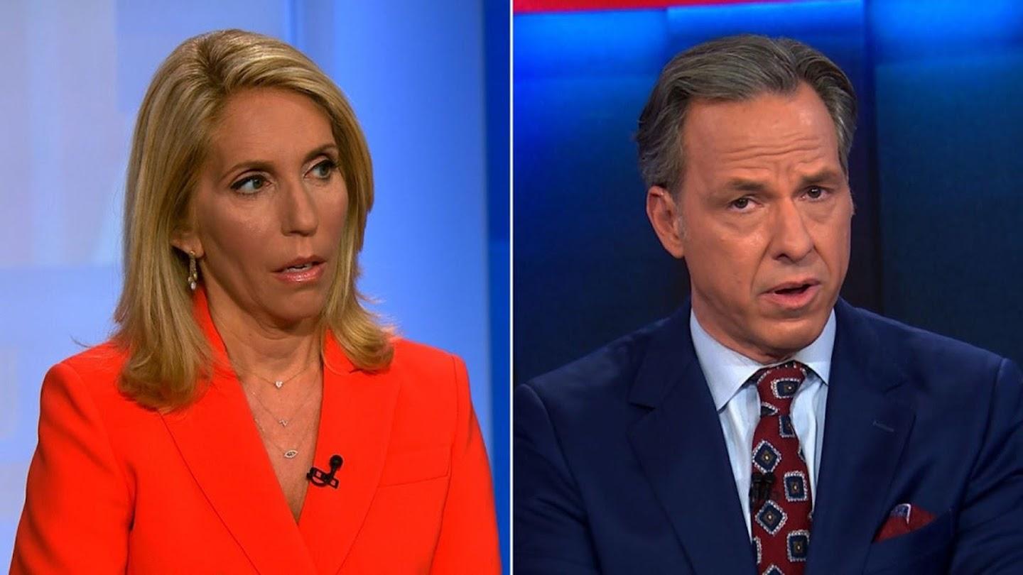 Watch State of the Union with Jake Tapper and Dana Bash live